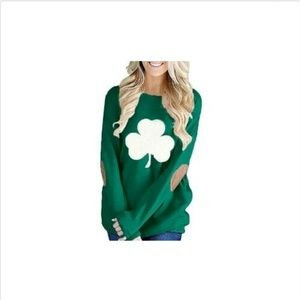Leo Rosi Shamrock Top Green